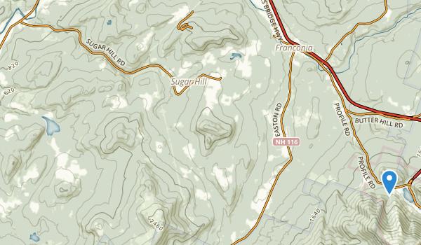 Roadside Park Map