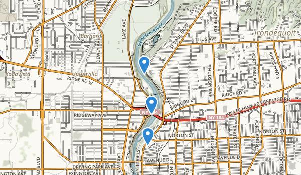 Seneca Park Map
