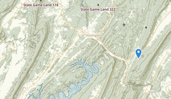 Williamsburg Sportsman Park Map