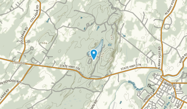 Winding Hills County Park Map