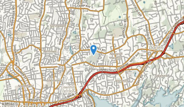 Woodland Park Map