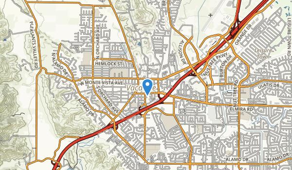 Andrew Ulatis Park Map
