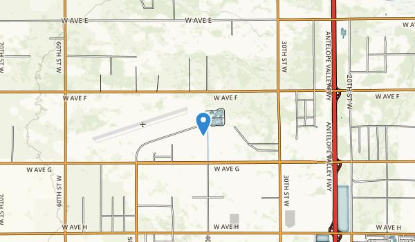 trail locations for Apollo Park