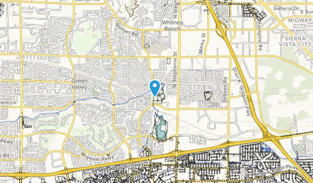 Arroyo Grande Sports Complex Map