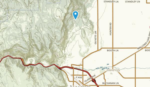 Benton Park Map