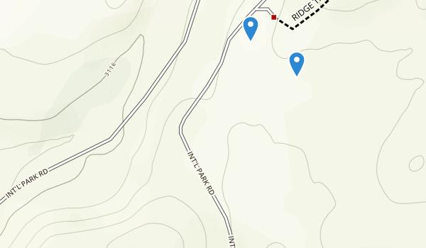 Bogart County Park Map