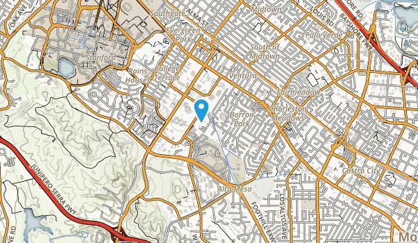 Bol Park Map