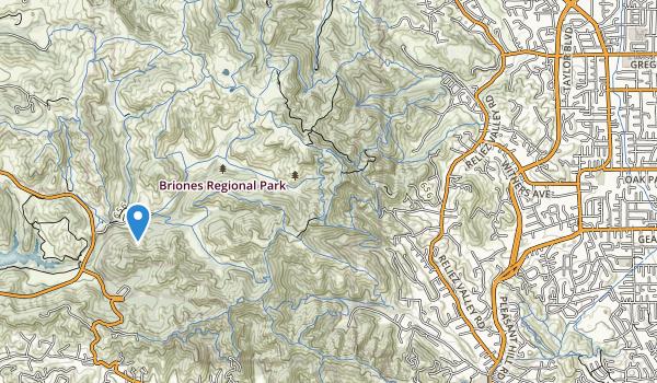 Brookwood Park Map