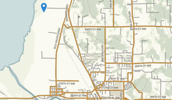 Church Creek Park Map