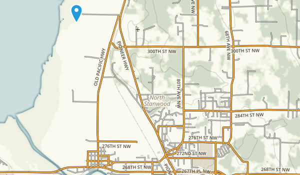 Church Creek Park Map