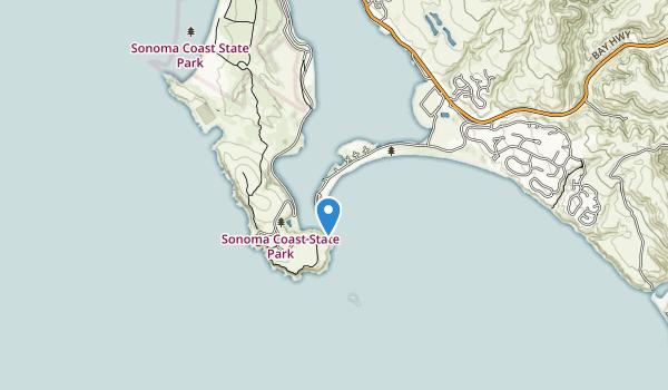 trail locations for Doran City Park