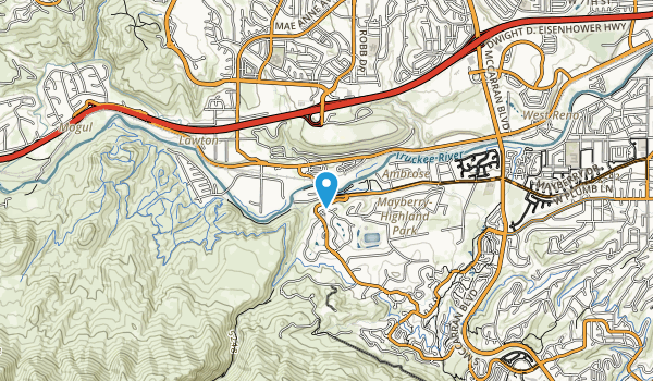 Dorost Kar Park Map