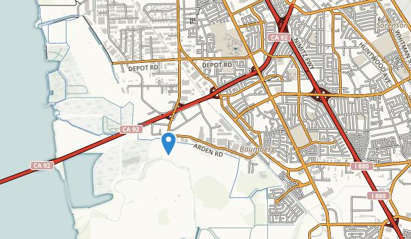Eden Greenway Map