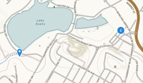 Fairmount Park Map