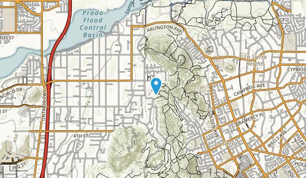 Ingalls Park Map