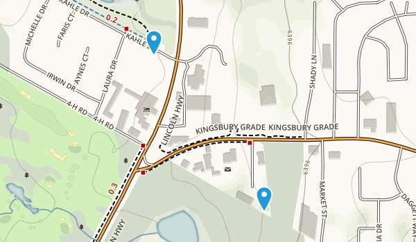 Kahle Park Map