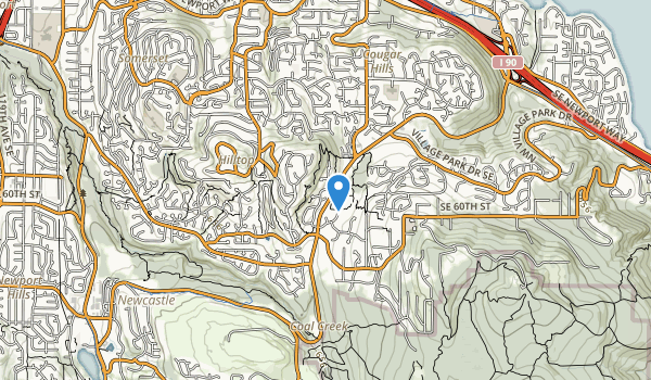Lakemont Highlands Park Map
