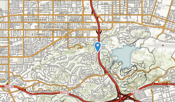 Loma Vista Park Map