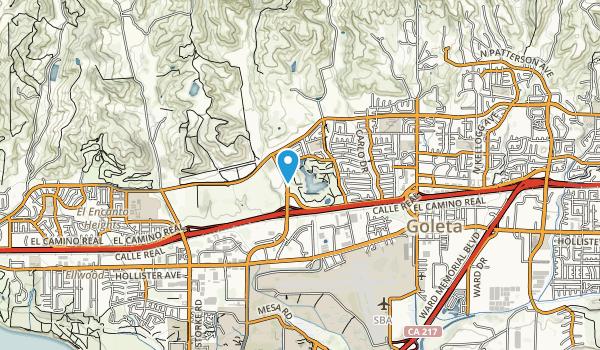 Los Carneros County Park Map
