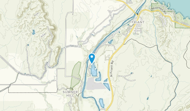 Lost Lake Recreation Area Map