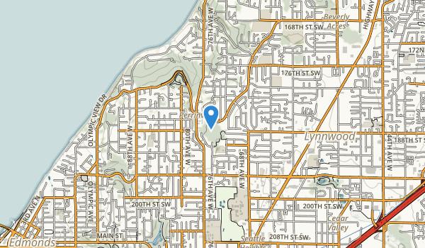 Lynndale Park Map