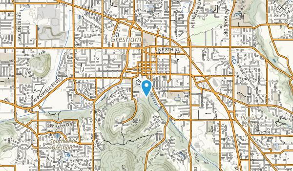 Main City Park Map