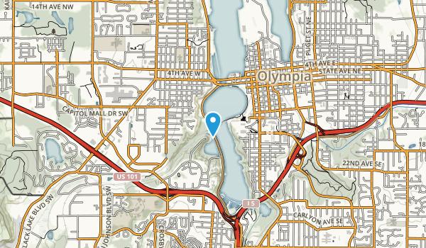 Marathon Park Map