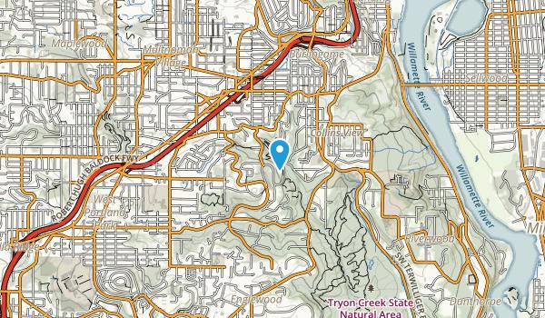 Marshall Park Map