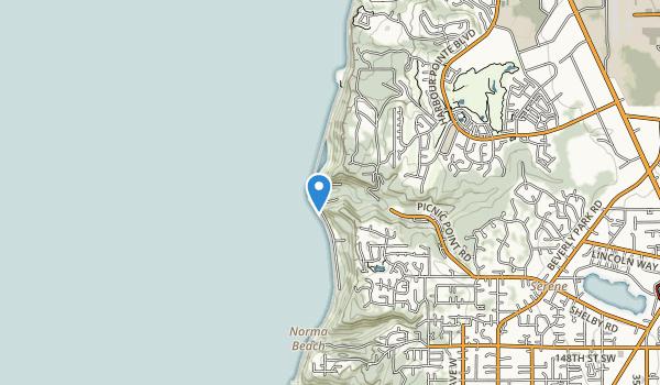 Picnic Point Park Map