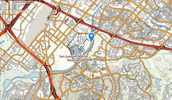 Princeton Park Map