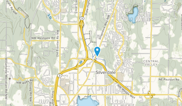 Ross Fields Map