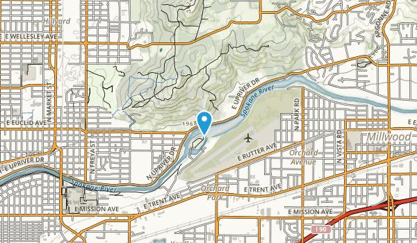 Shields Park Map