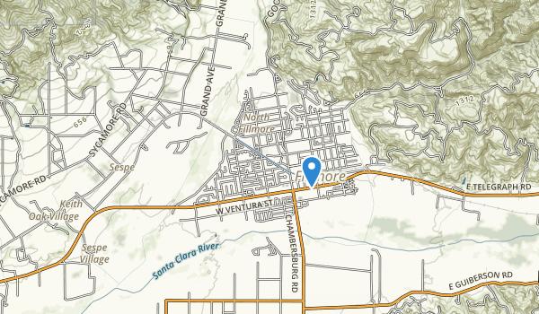 Shiells Park Map