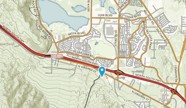 Silver Lake Park Map
