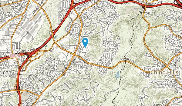 Summit Ridge Park Map