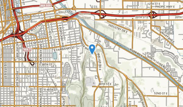 Swan Creek Park Map