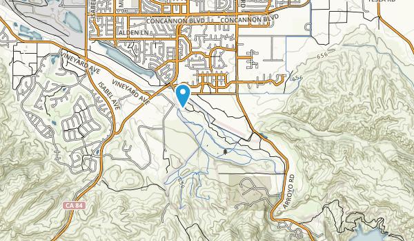 Sycamore Grove Park Map