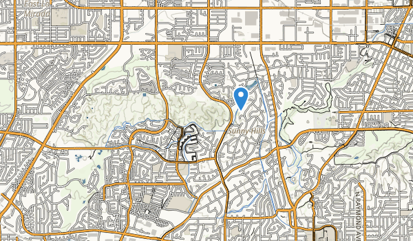 West Coyote Hills Park Map