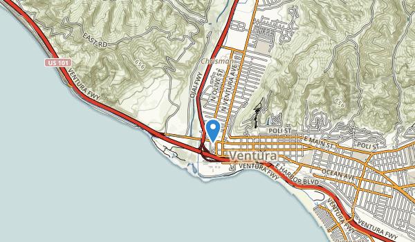 West Park Map