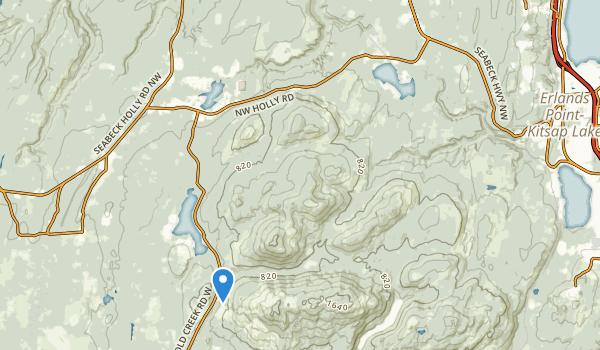 Wildcat Lake County Park Map