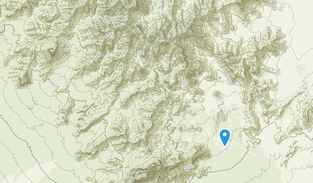 Mormon Mountains Wilderness Map