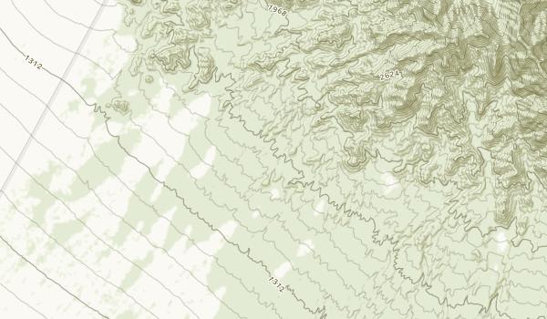 Palen/McCoy Wilderness Map