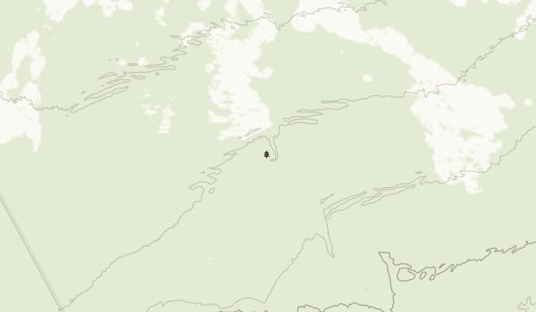 Rice Valley Wilderness Map