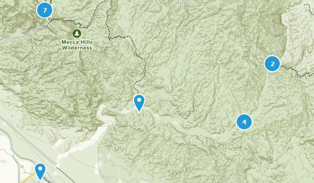 Best Trails in Mecca Hills Wilderness - California | AllTrails
