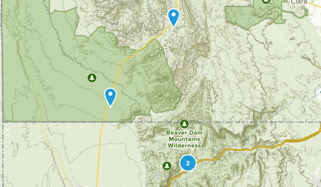 Best Trails in Beaver Dam Mountains Wilderness - Arizona | AllTrails