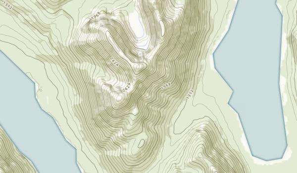 Togiak Wilderness Map