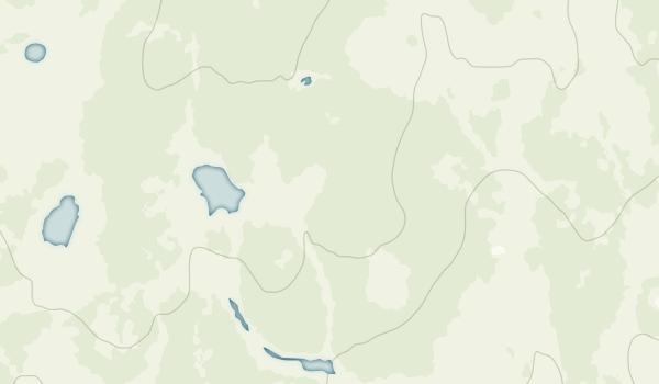 Nunivak Wilderness Map