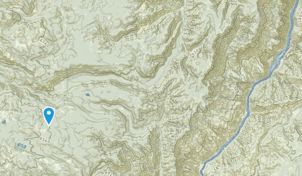 Hells Canyon Wilderness Map