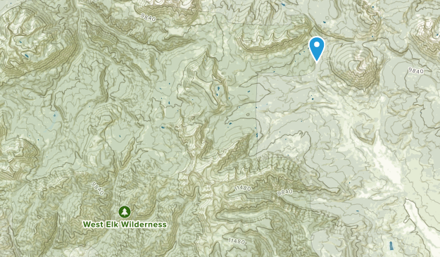 best trails in west elk wilderness colorado alltrails