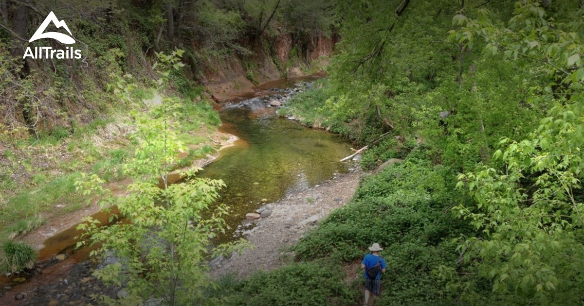 best trails in red rock